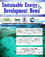 Sustainable Energy Development News