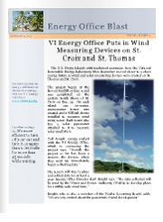 Virgin Islands (V.I.) Energy Blast